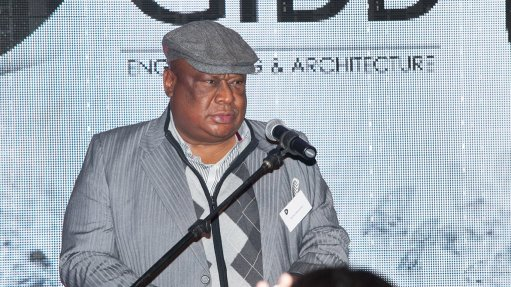 Don Mkhwanazi, who died on Friday, spoke about black industrialisation at Gibb's 60th anniversary last Thursday