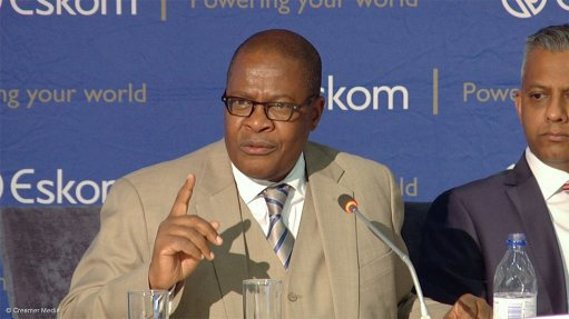 Molefe in forceful defence of Gupta-linked coal deal