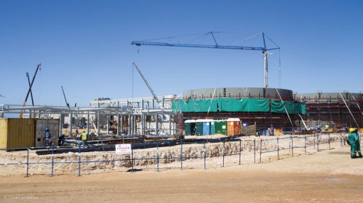 Eastern Cape  gas-to-power hub  plans on track