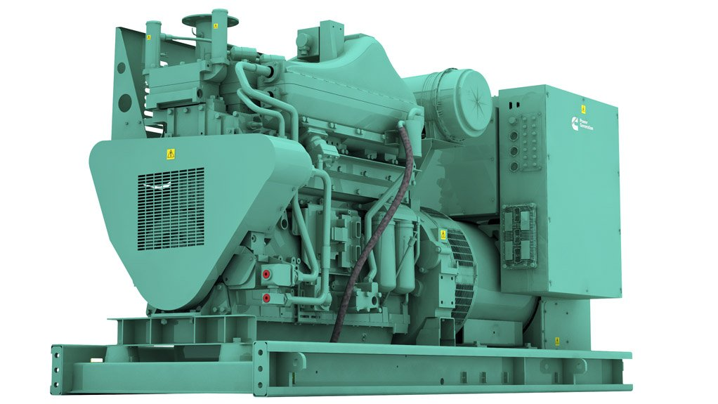 Gas gensets a sustainable power alternative