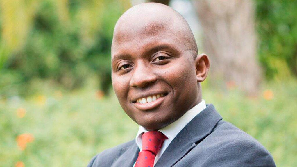 Shumba Energy MD Mashale Phumaphi