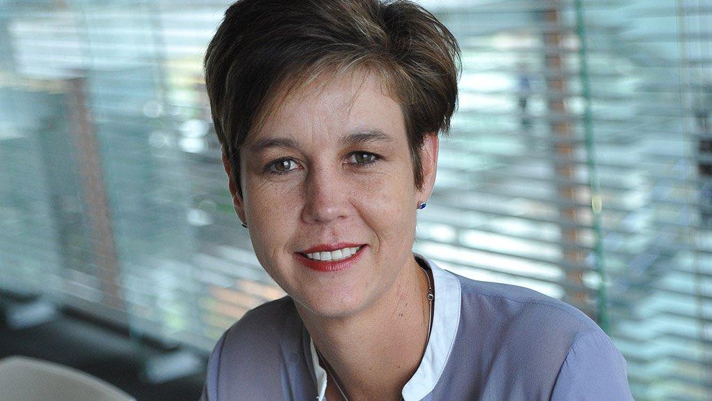 Standard Bank head of power Rentia van Tonder