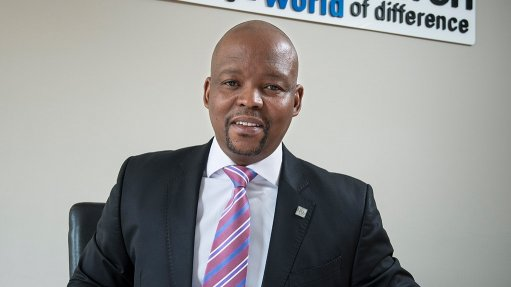 Black & Veatch Sub-Saharan Africa business development director Webb Meko