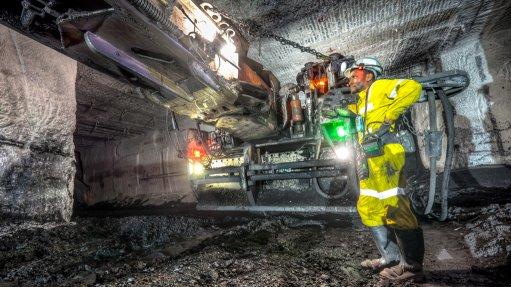 New-generation mine safety