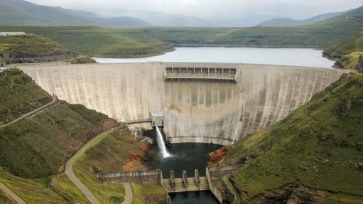 Phase II update: Polihali dam construction expected in 2019