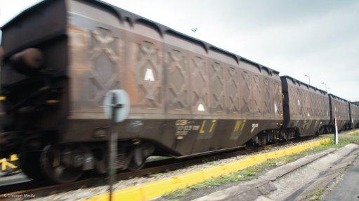 New rail loop adds coal export capacity for Waterberg mines