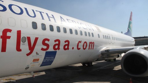 Boeing, Mango in Africa's first jet biofuel flight