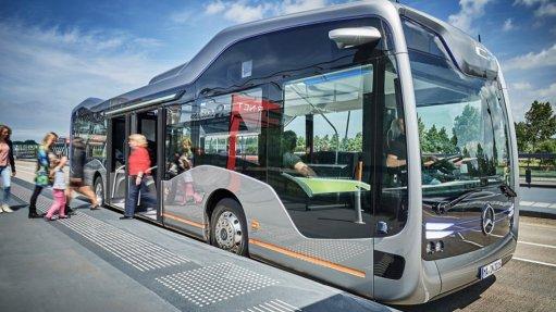 Daimler runs first self-driving BRT bus in Amsterdam