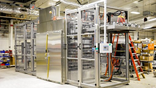 Automated  pharmaceutical dryer improves productivity