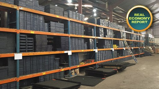 Vibrating equipment supplier commissions moulding system, begins local manufacture