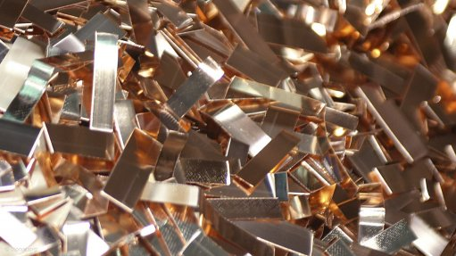 War on illegal copper  exports wages on