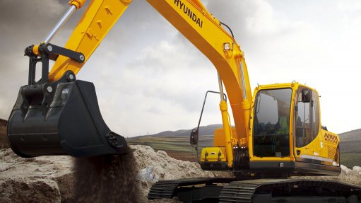 MEETING INDUSTRY DEMANDS The Hyundai Robex R180LC-9S excavator can generate bigger digging power in proportion to its working pressure and cylinder bore size