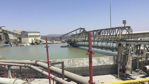Mining complex refurbished with no major delays