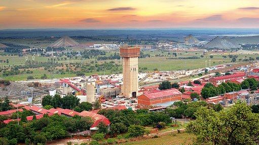 Tau Tona mine, South Africa