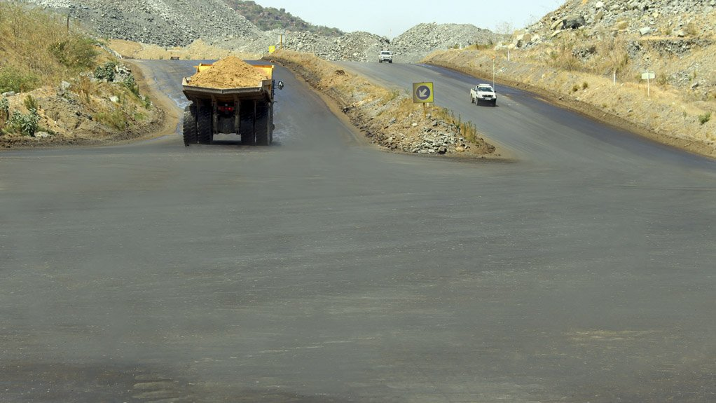 TYRE DAMAGE The life of a tyre is directly affected by the condition of haul roads