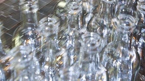 Glass recycling and reuse  of returnable bottles  reduce glass at landfill