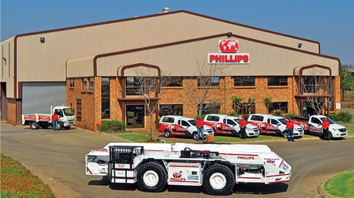 Phillips Machine South Africa