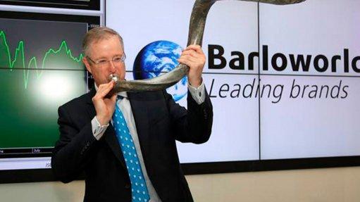 Barloworld celebrates 75 years on JSE