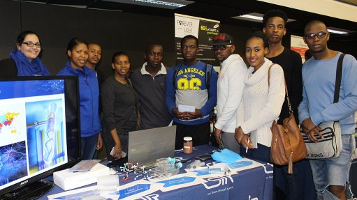 Career day drums up interest in science and technology