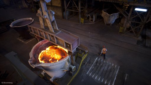 Investments in metal production remain low