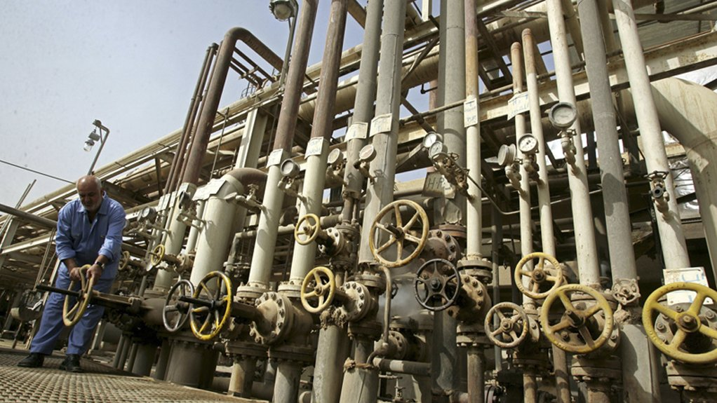 AN OILY OPPORTUNITY The Tahrir Petrochemicals Complex will increase Egypt's yearly petrochemicals exports by between 25% and 50%