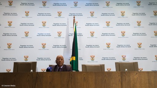 South Africa won't change IPP course 'midstream'