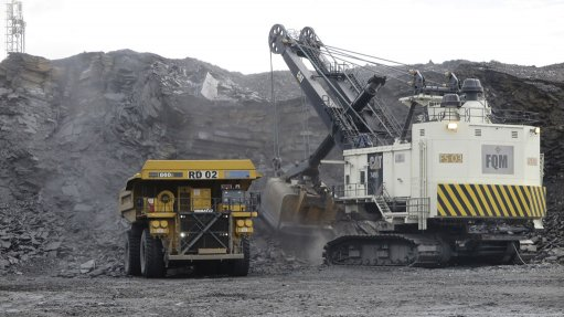 Sentinel at  forefront of global mining technology