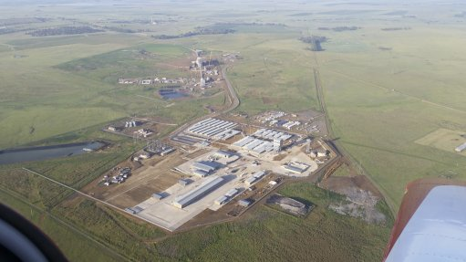 Production at Sasol's Shondoni mine set to start next month