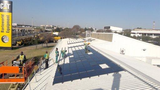 Barloworld launches solar energy solution