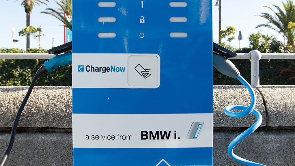 BMW, Nissan roll out electric car charging stations in Cape Town