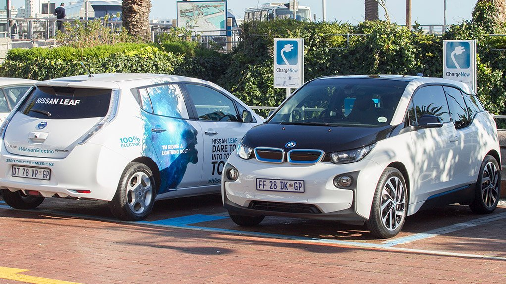 The new charging stations  are at the Victoria and Alfred (V&A) Waterfront, in Cape Town.