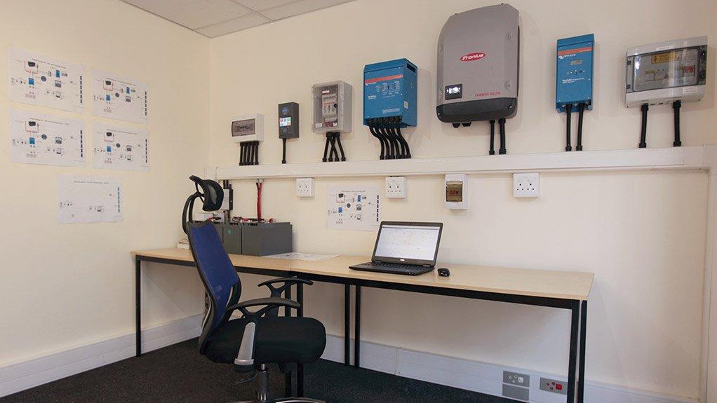 Kjion Energy Sa Sets Up Solar Training And Demonstration