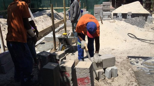 Selcrete offers a solution to South Africa's housing shortage
