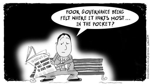 POOR GOVERNANCE COSTS