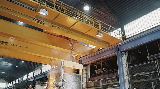 New inverters improve crane control
