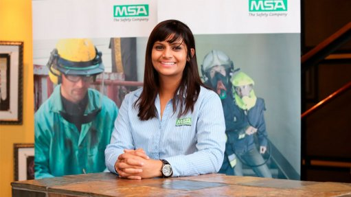 MSA Africa safety  products underscore  total solutions approach