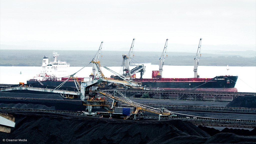Vitol said to reach deal over South Africa coal-terminal rights