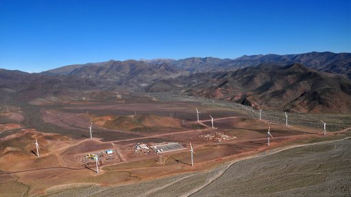 Barrick sees 'perfect storm' brewing around cost-effective renewables