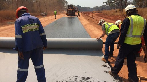 Geotextiles designed for road construction and maintenance needs