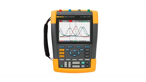 New-generation oscilloscope in  South Africa