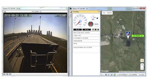 Video tracking system affords hauliers enhanced real-time monitoring of their fleets