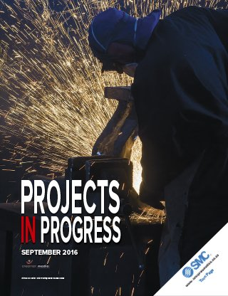 Projects in Progress 2016 (Second Edition)