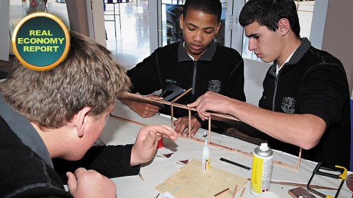 25th school bridge building competition demonstrates value of hands-on engineering training