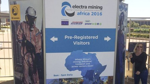 New range  showcased at  Electra Mining
