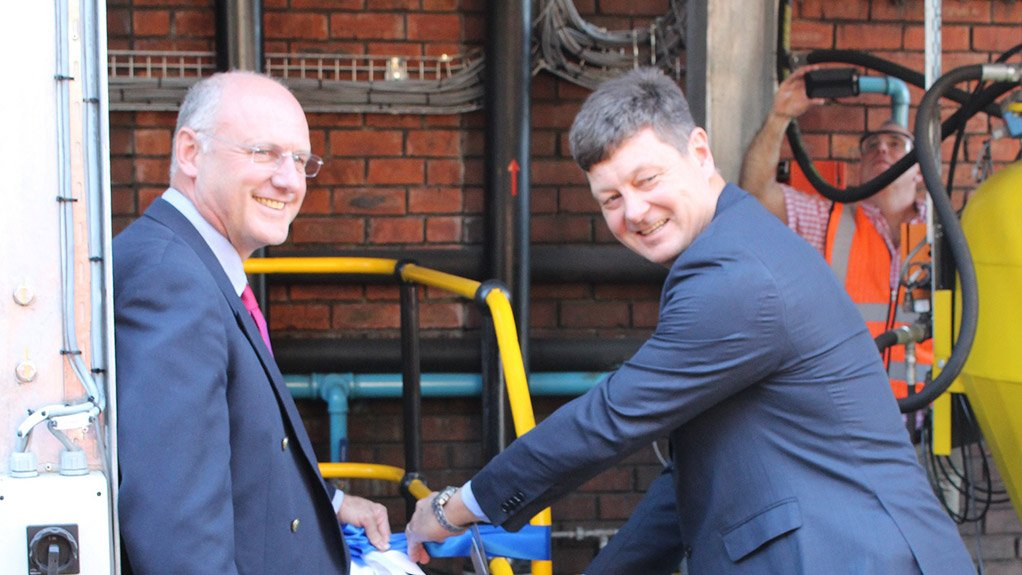 Heavy Investment Into Weir Heavy Bay Foundry