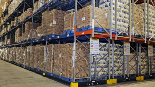 High-tech cold storage warehouse gives clients competitive edge