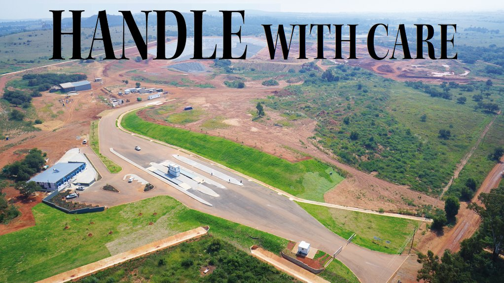Vlakfontein landfill first to meet South Africa's tough new hazardous-waste requirements