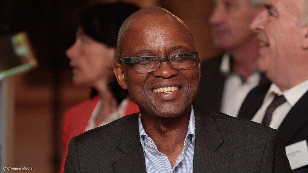 Exxaro CEO Mxolisi Mgojo