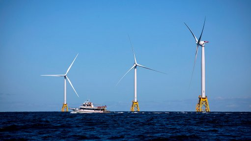 Offshore wind farm  on track for first energy this year