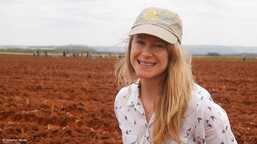 Sunchem South Africa project manager Samantha Hampton